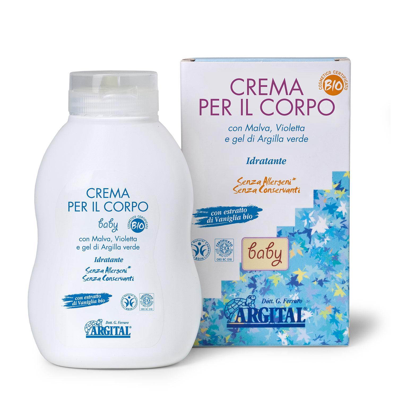 Argital Baby hypoalergenní tělové mléko 250 ml