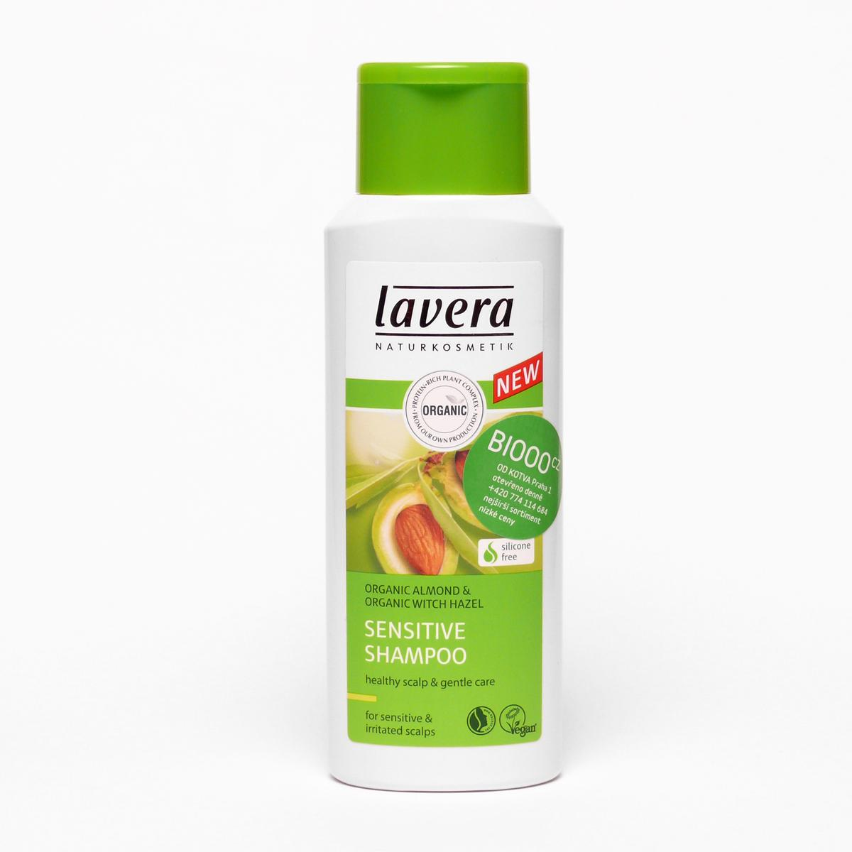 Lavera Šampon Sensitive, Hair Pro 200 ml
