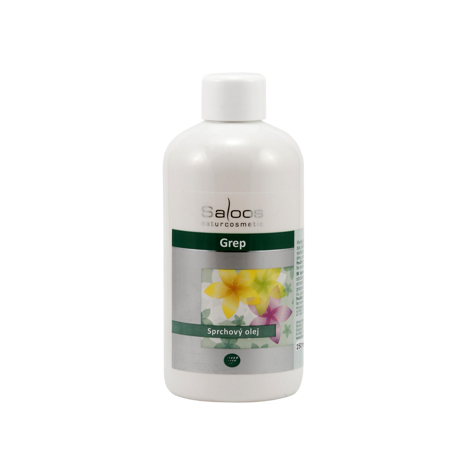Saloos Sprchový olej grep 250 ml