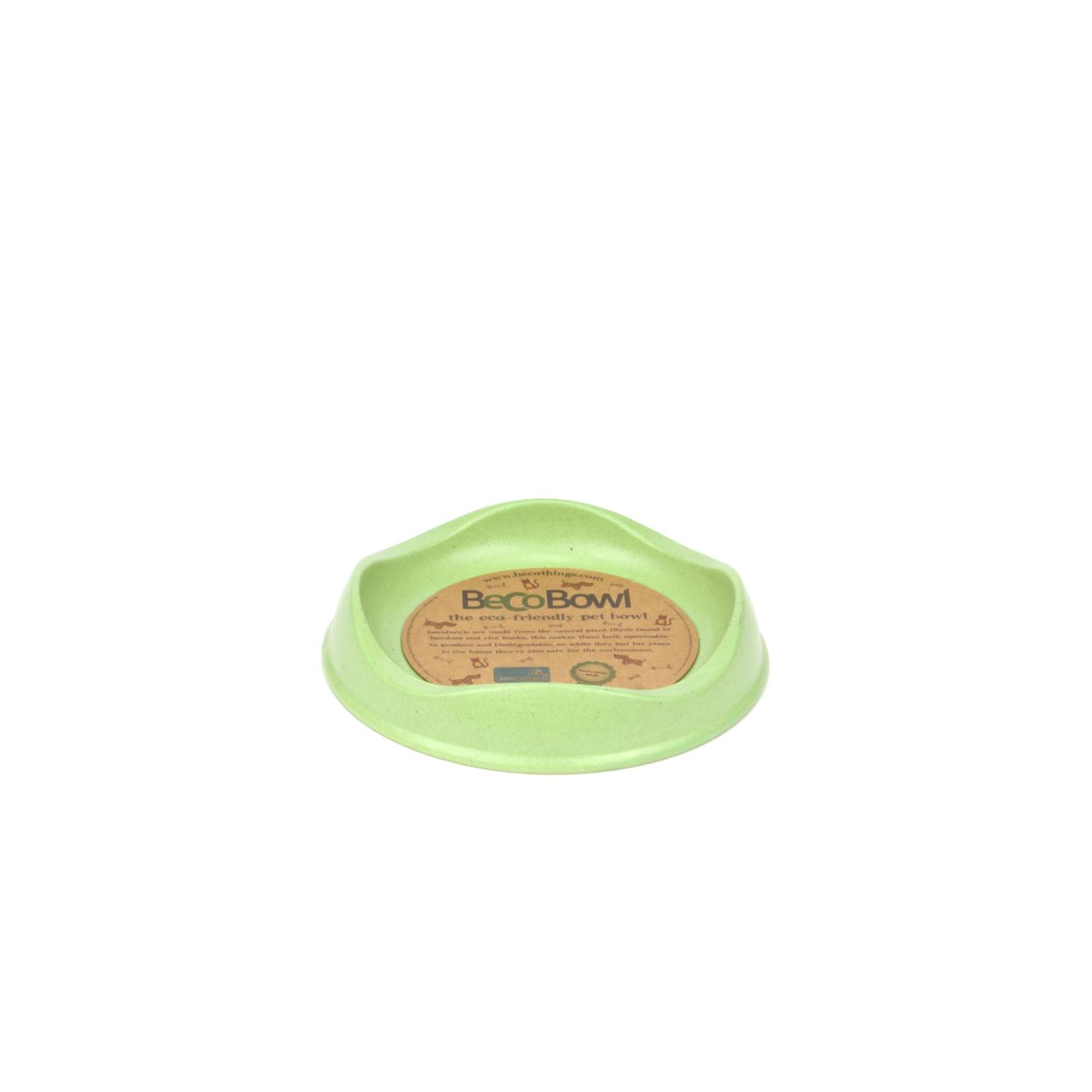 Beco Pets Beco Bowl Cat 1 ks, zelená