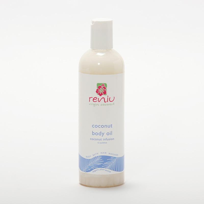 Reniu Fiji Kokosový olej extra panenský, kokos 354 ml