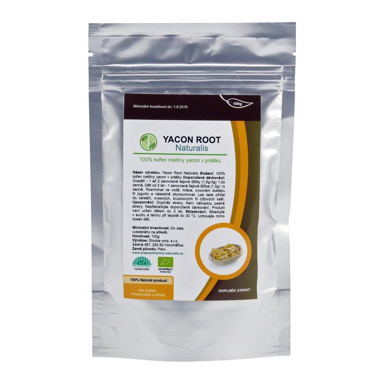 Naturalis Yacon Root 100 g