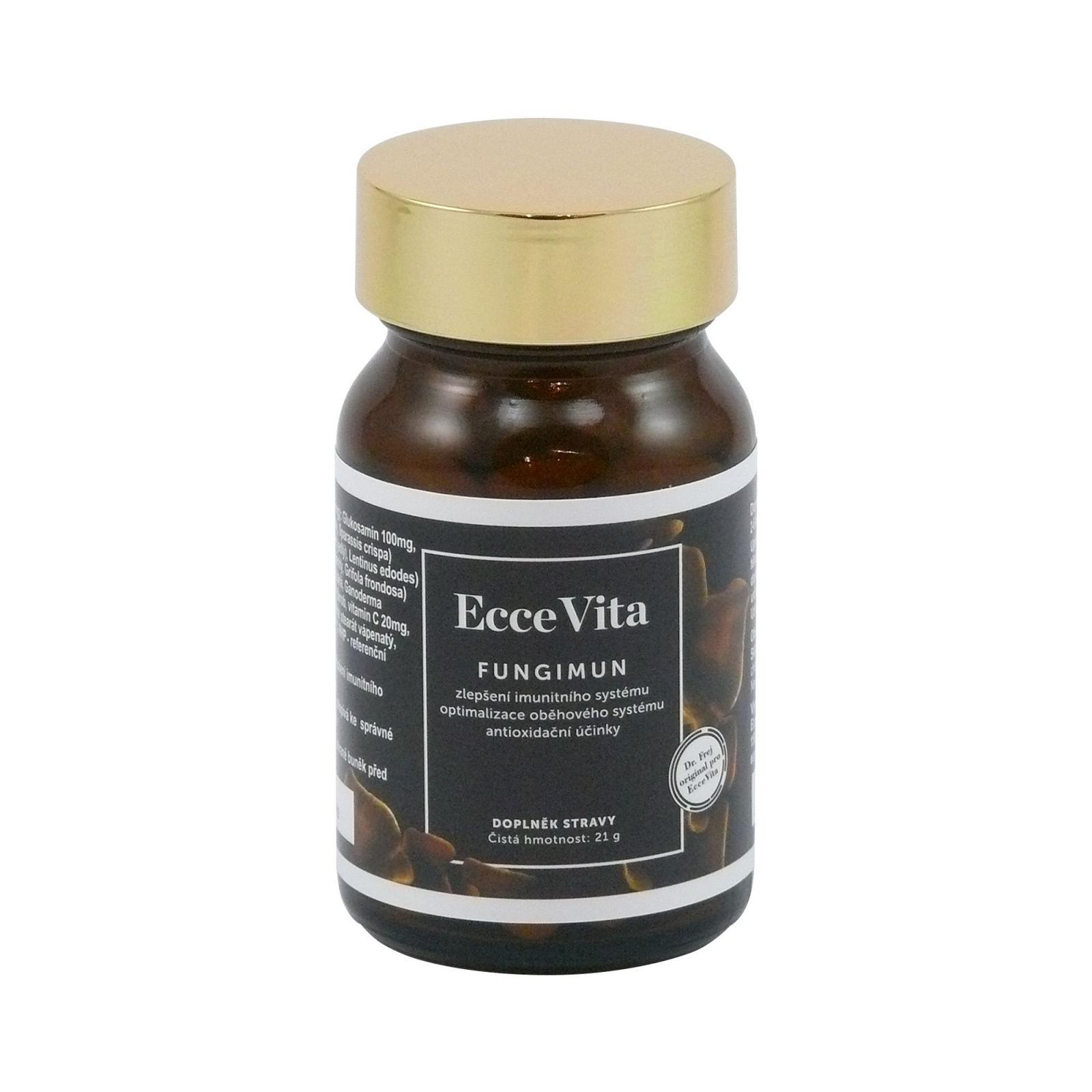Ecce Vita Fungimun, kapsle 70 ks, 21 g