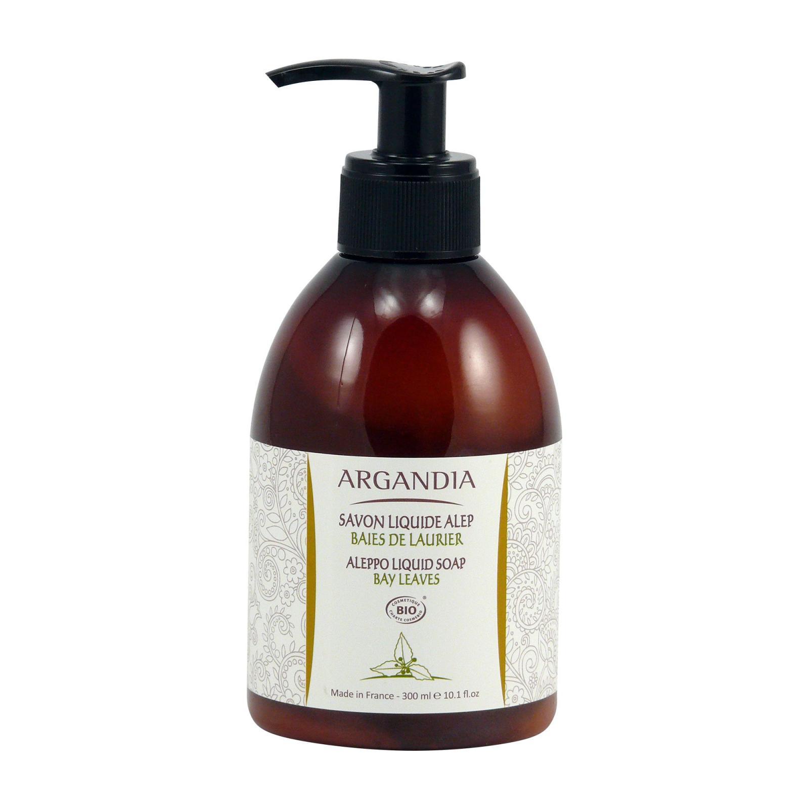 Argandia Tekuté mýdlo Alep 300 ml