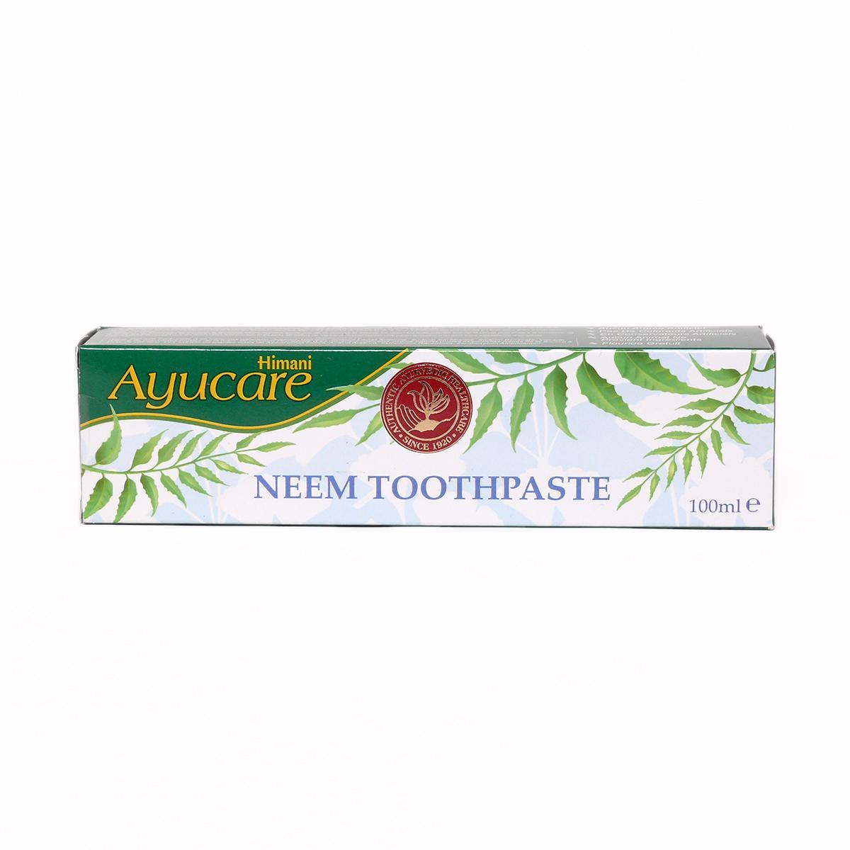 Ayurcare Nimbová zubní pasta 100 ml