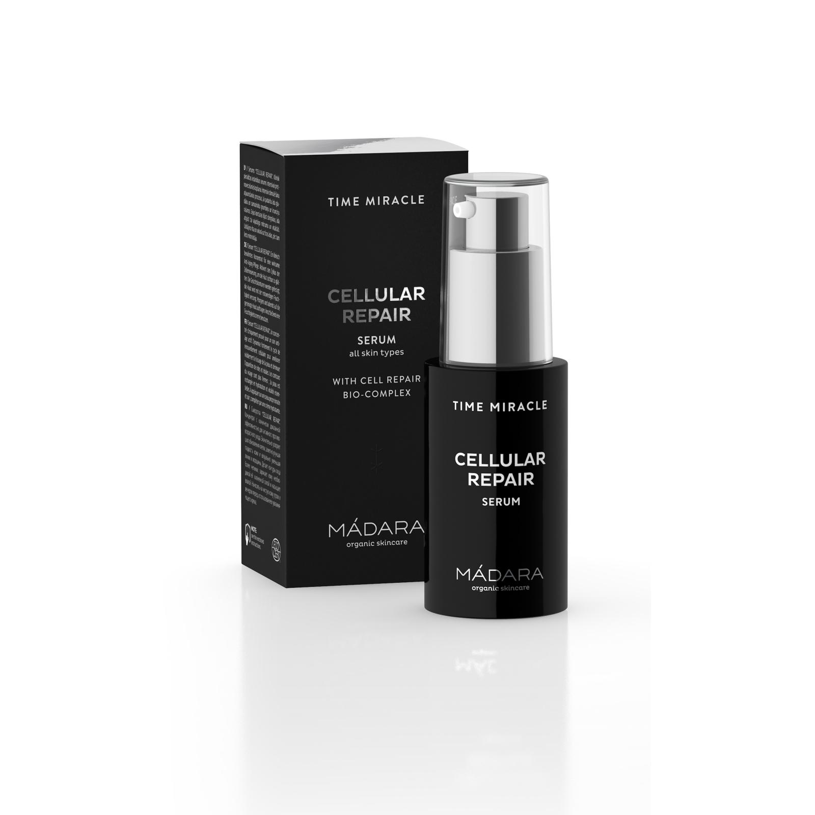 Mádara Obnovující sérum, Time Miracle 30 ml