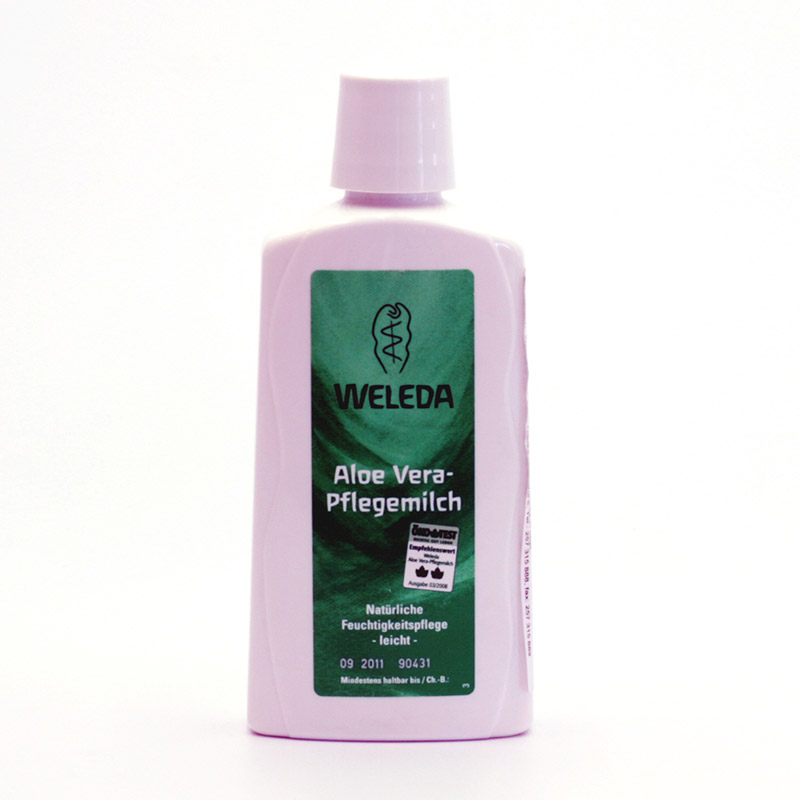 Weleda xxxVýprodej Pěstící mléko aloe vera 200 ml