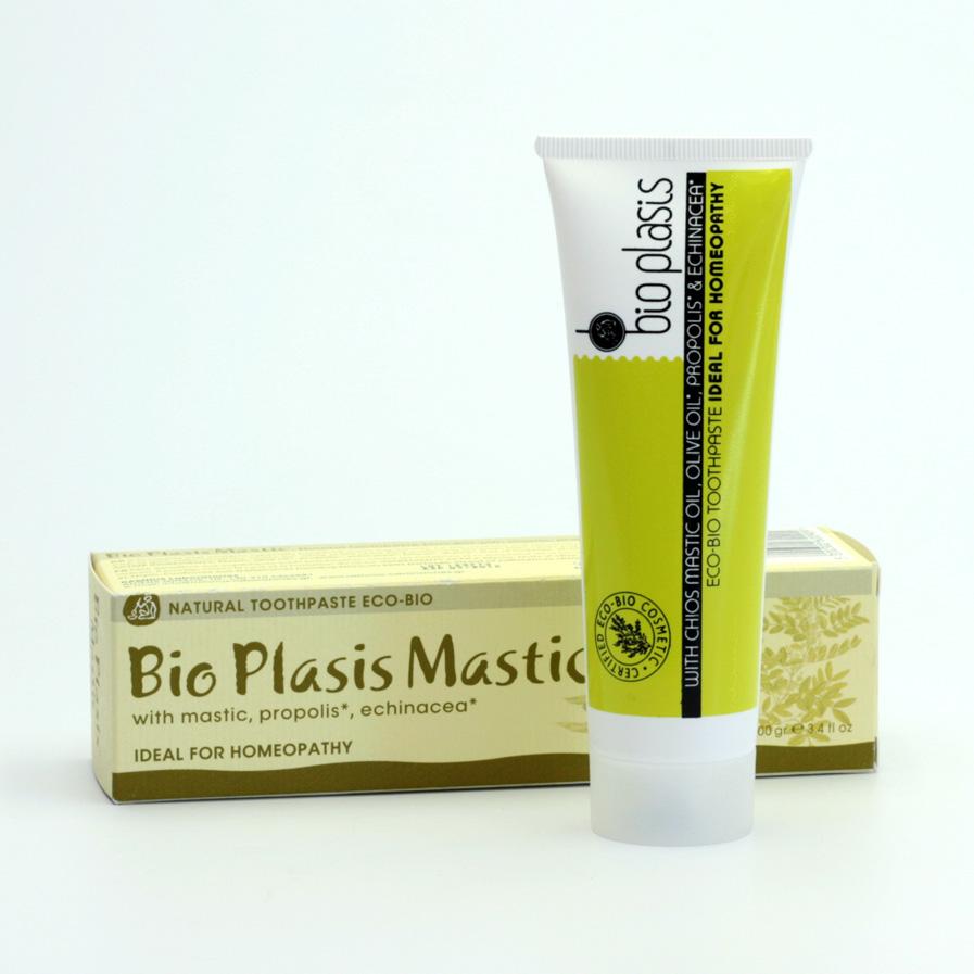 bio plasis Zubní pasta s mastichou, propolis 100 g