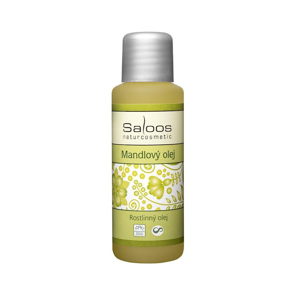 Saloos Mandlový olej 50 ml