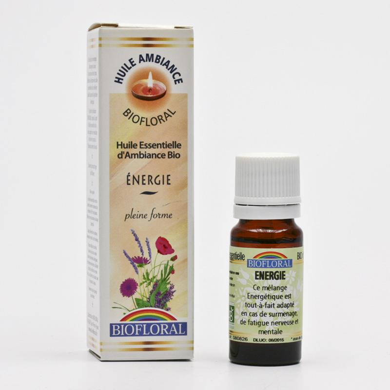 Biofloral Směs esenciálních olejů energie 10 ml