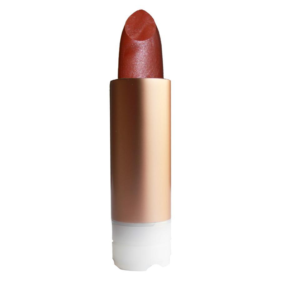 ZAO Třpytivá rtěnka 404 Pearly Brown Red 3,5 g náplň