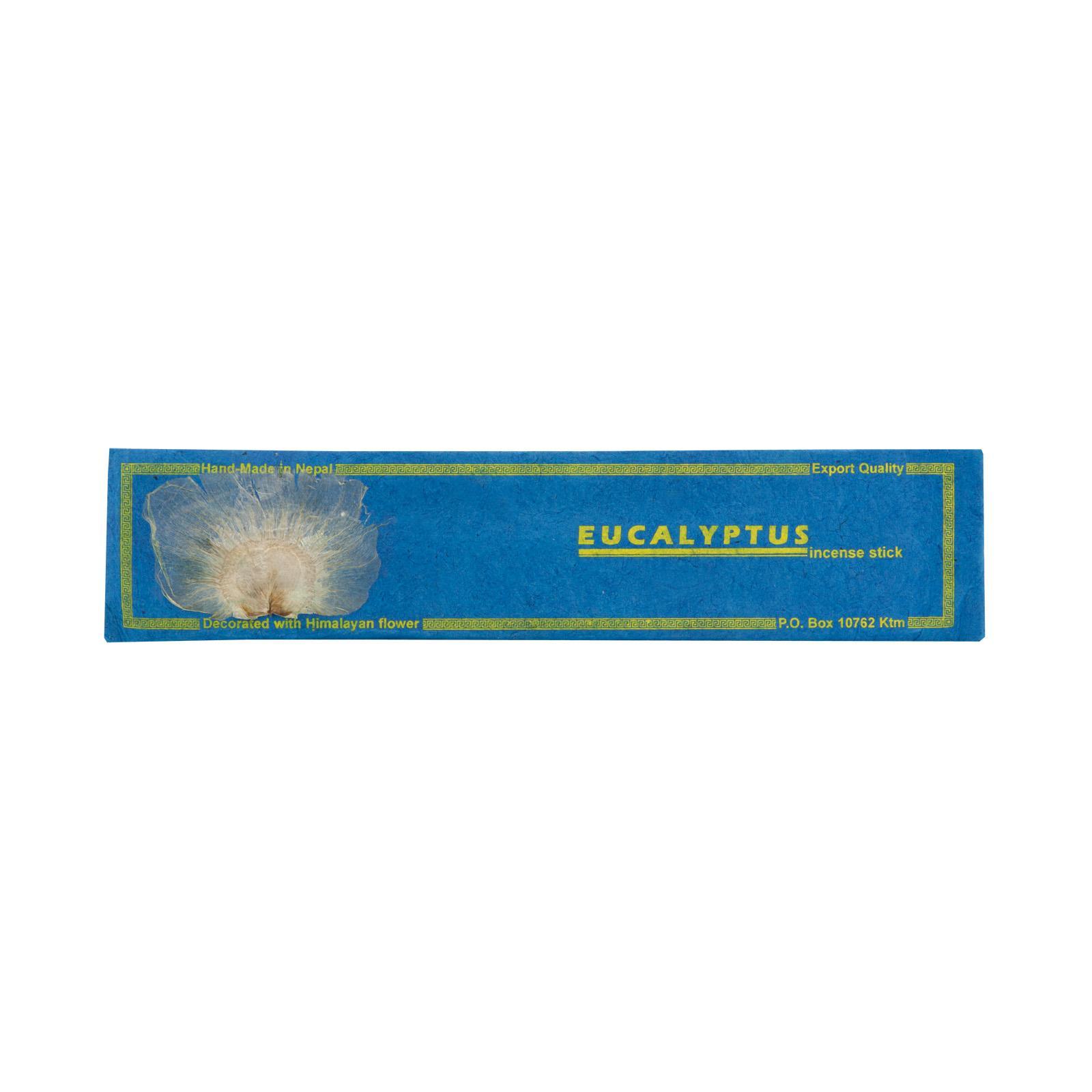 Himalayan Herbal Vonné tyčinky nepálské Eucalyptus 15 ks