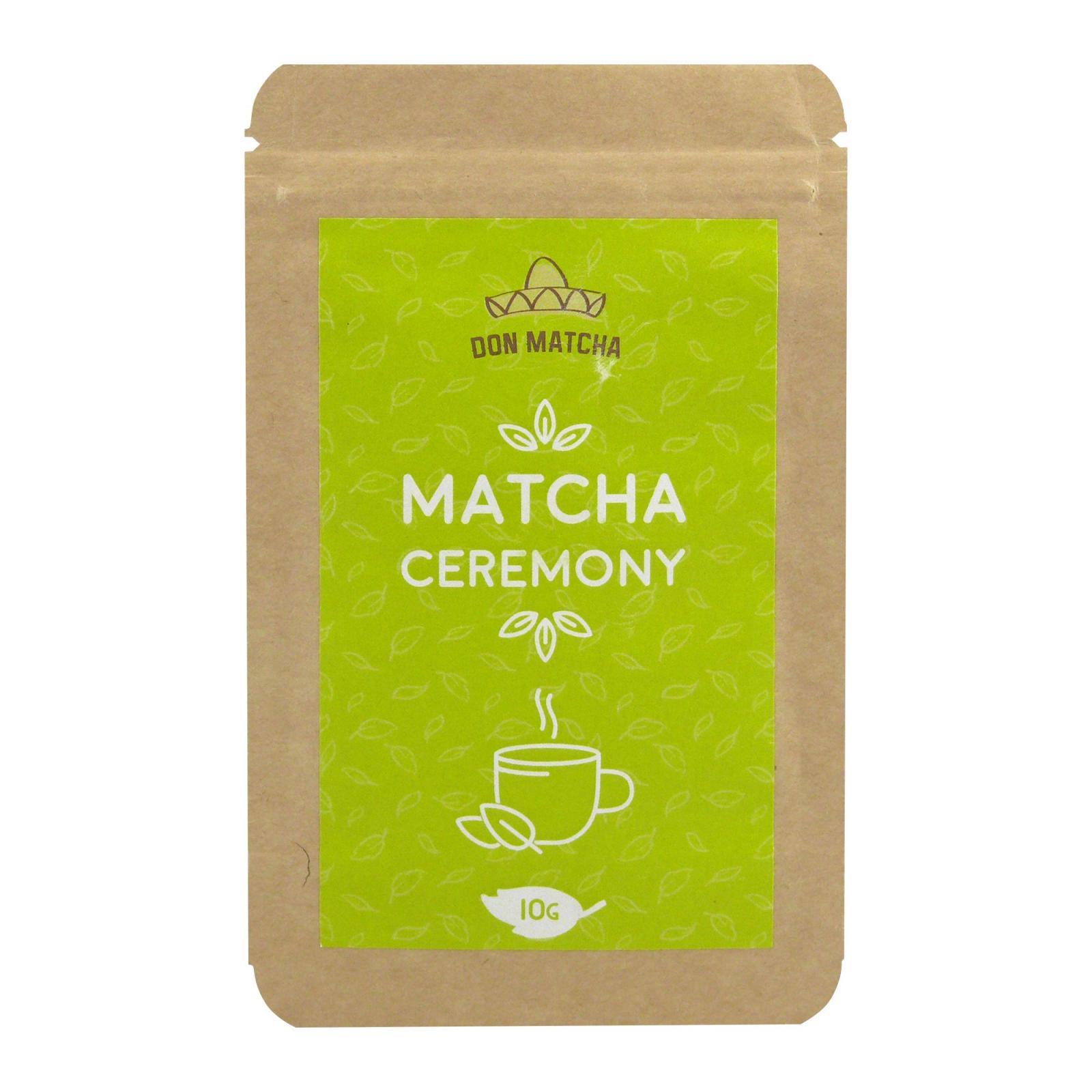 Don Matcha Zelený čaj Matcha Ceremony, sypaný 10 g