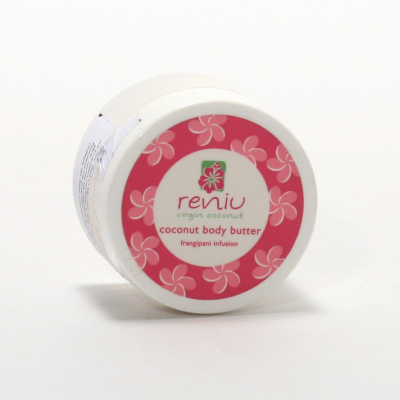Reniu Fiji Tělové máslo, plumérie 15 ml