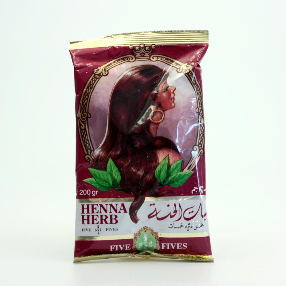 Henna Herb Henna egyptská 200 g