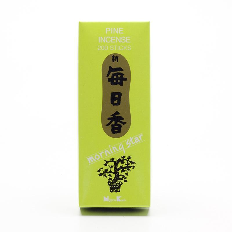 Nippon Kodo Vonné tyčinky japonské Morning Star Pine 50 ks