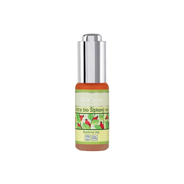Saloos Šípkový olej, extra bio 20 ml