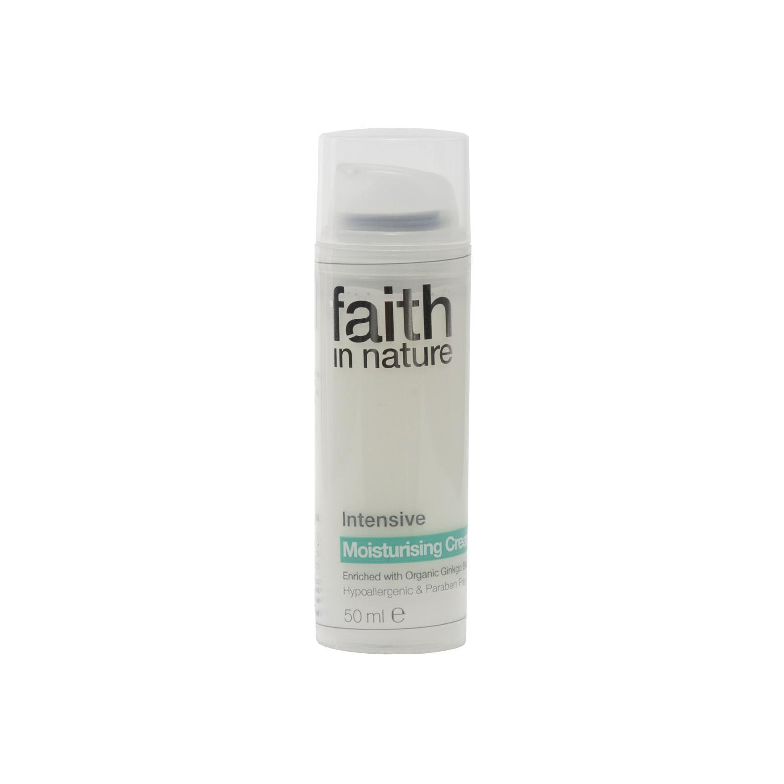 Faith in Nature Hydratační krém intenzivní 50 ml