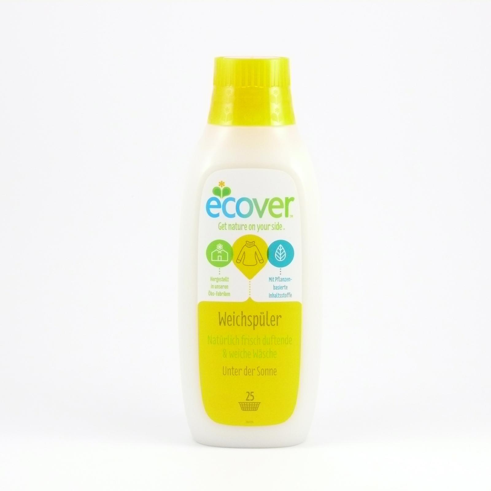 Ecover Aviváž tkaninová Pod sluncem 750 ml