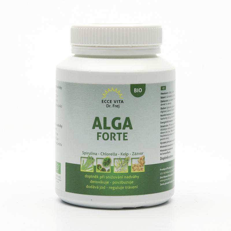 Ecce Vita Alga forte, tablety 120 ks