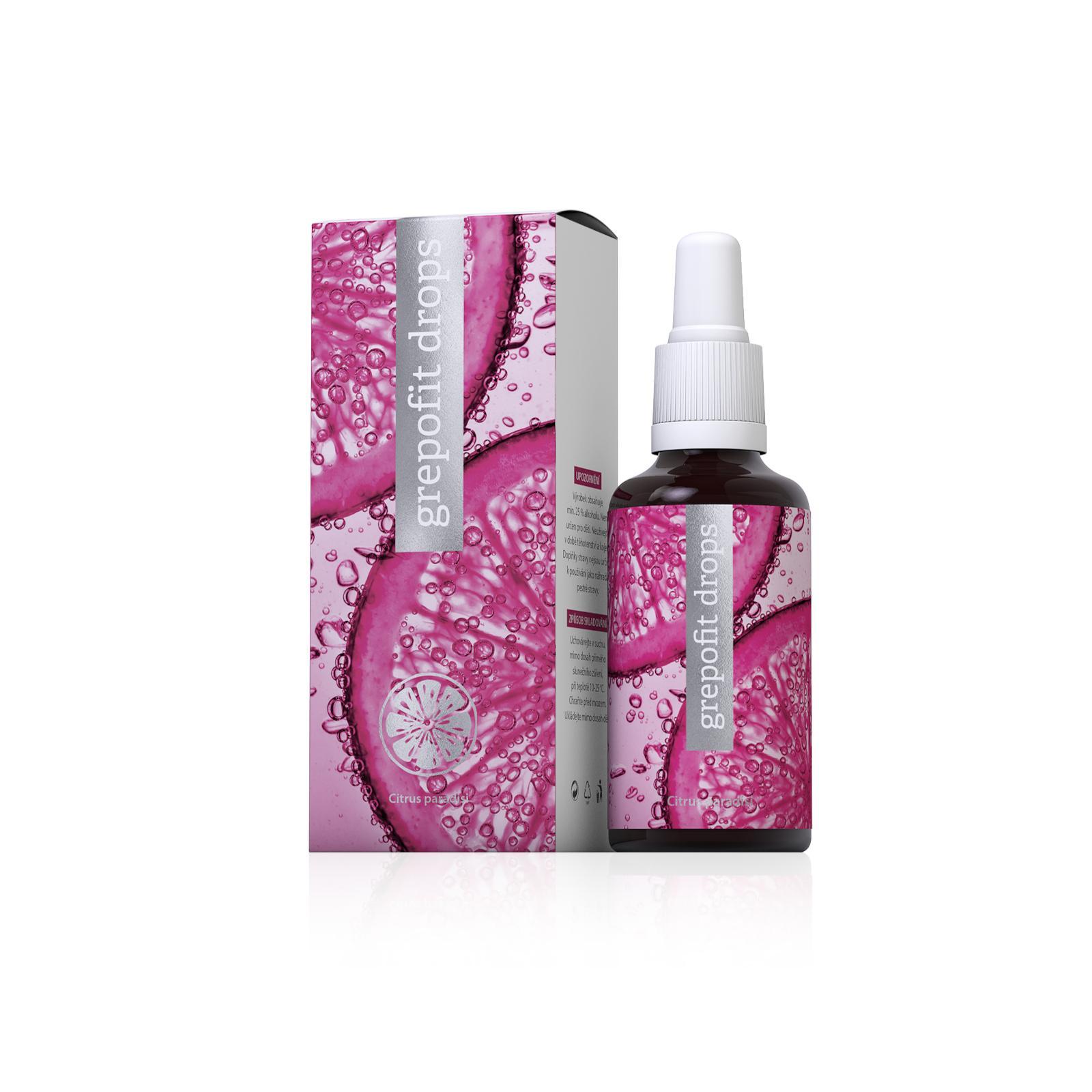 Energy Grepofit drops 30 ml