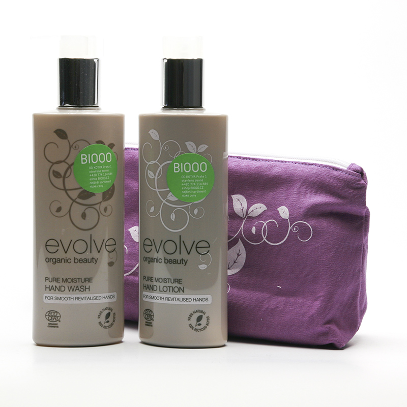 Evolve  x Pure Handcare Duo, Perfect Partners  2 ks, celkem 400 ml