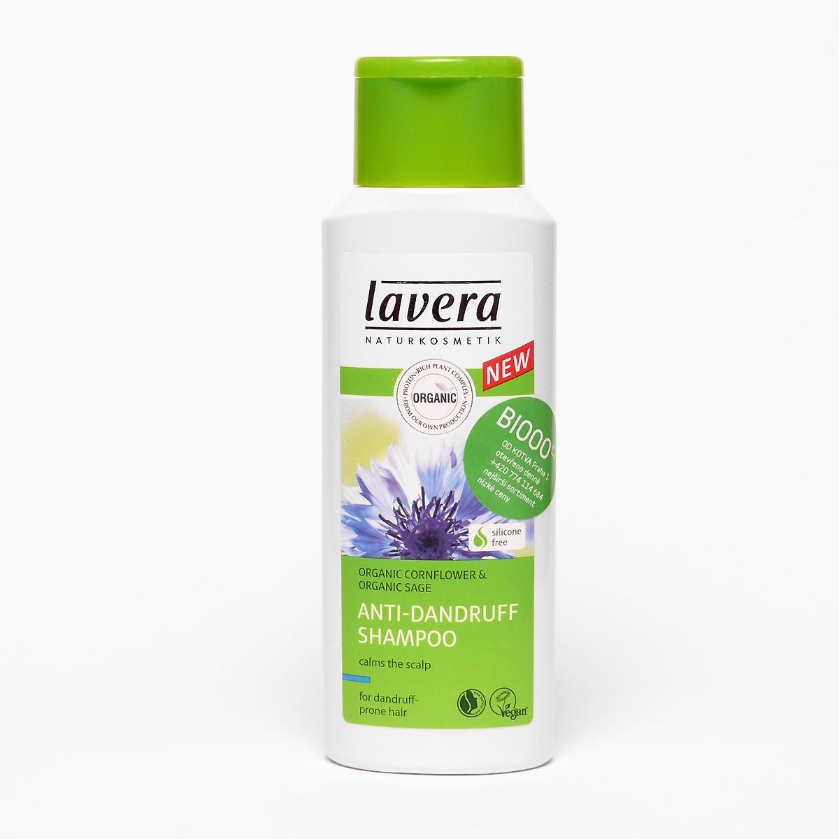 Lavera Šampon Antidandruff, Hair Pro 200 ml
