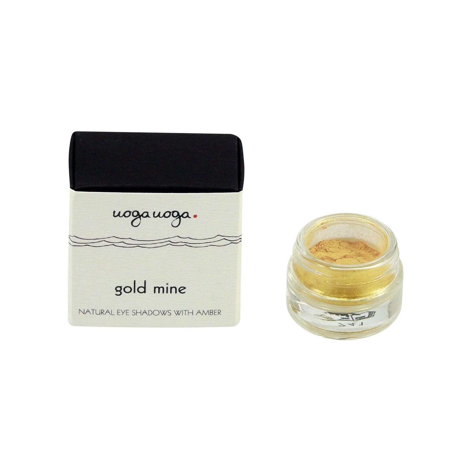 Uoga Uoga Minerální oční stíny 741 Gold Mine 1 g