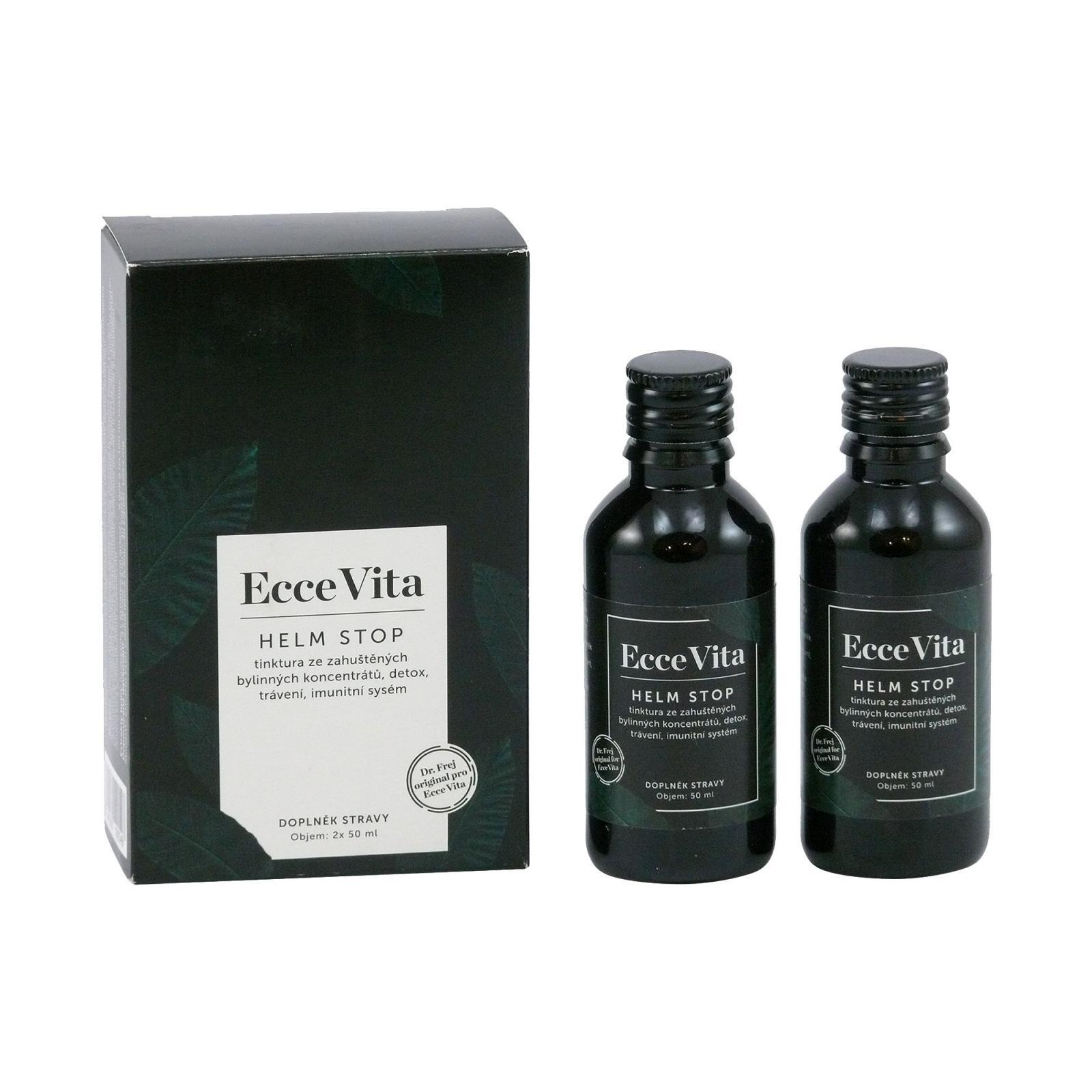 Ecce Vita Helmstop 1 ks, (2x50 ml)