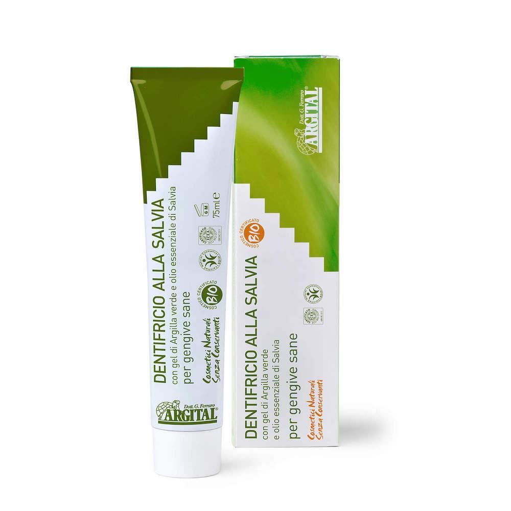 Argital Zubní pasta se šalvějí 75 ml