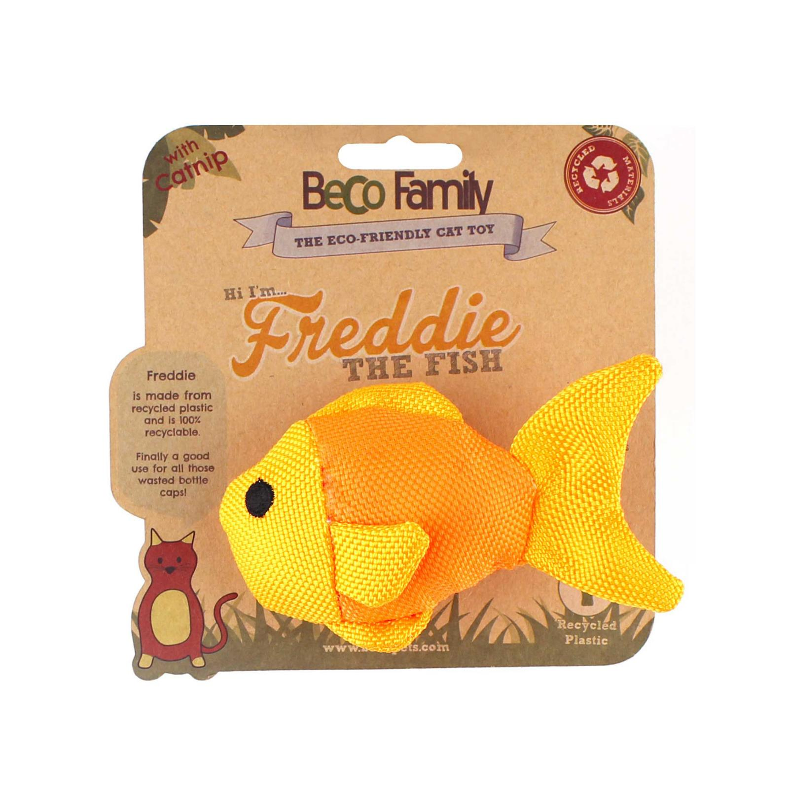 Beco Pets Beco Plush Toy Fish 1 ks