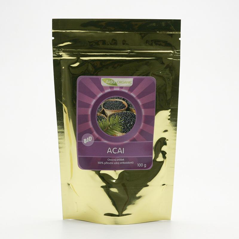 Aida Organic Acai bio, prášek 100 g
