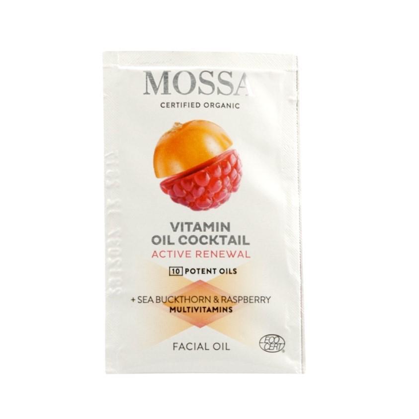 Mossa Pleťový olej Vitamínový koktejl 1,5 ml