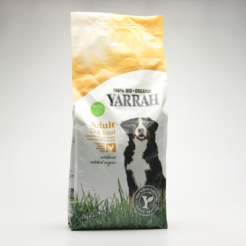 Yarrah Granule pro psy kuřecí 2 kg
