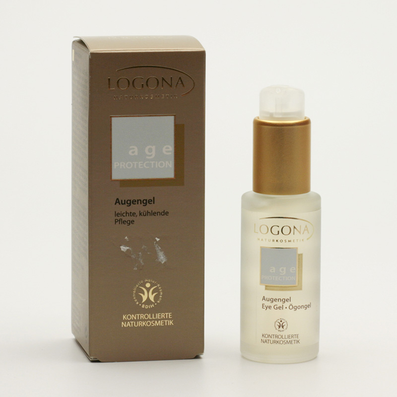 Logona Oční gel, Age Protection - vyřazen 20 ml