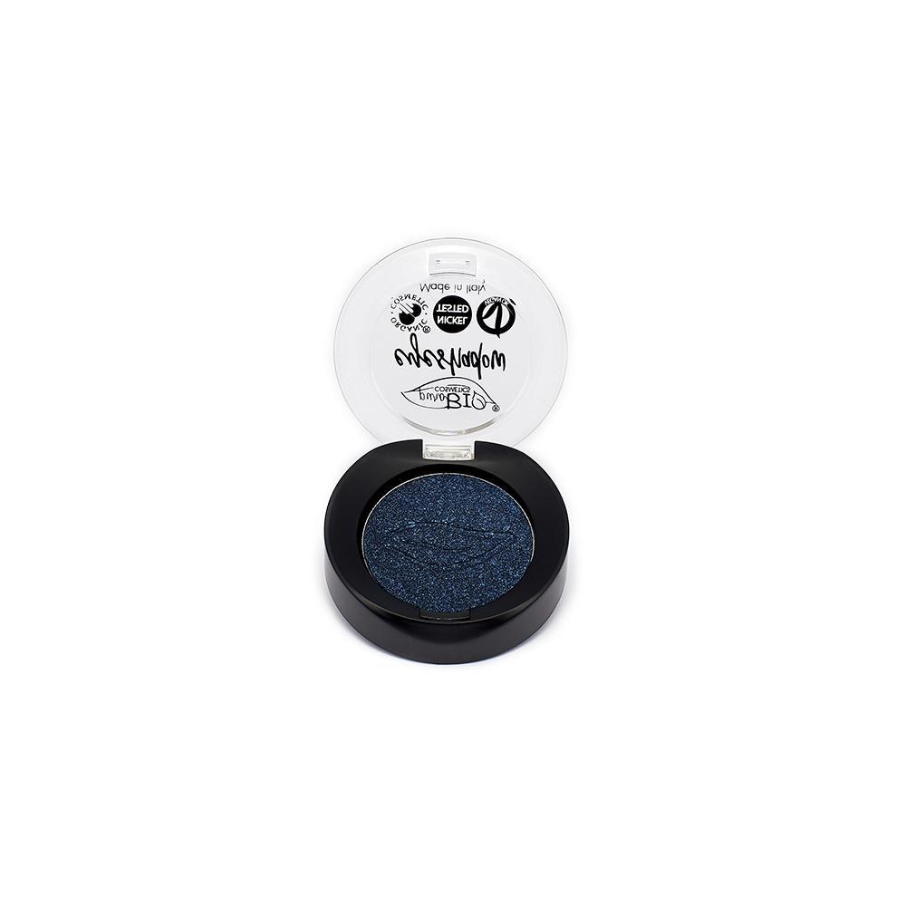 puroBIO cosmetics Minerální oční stíny 20 Blue Night 2,5 g