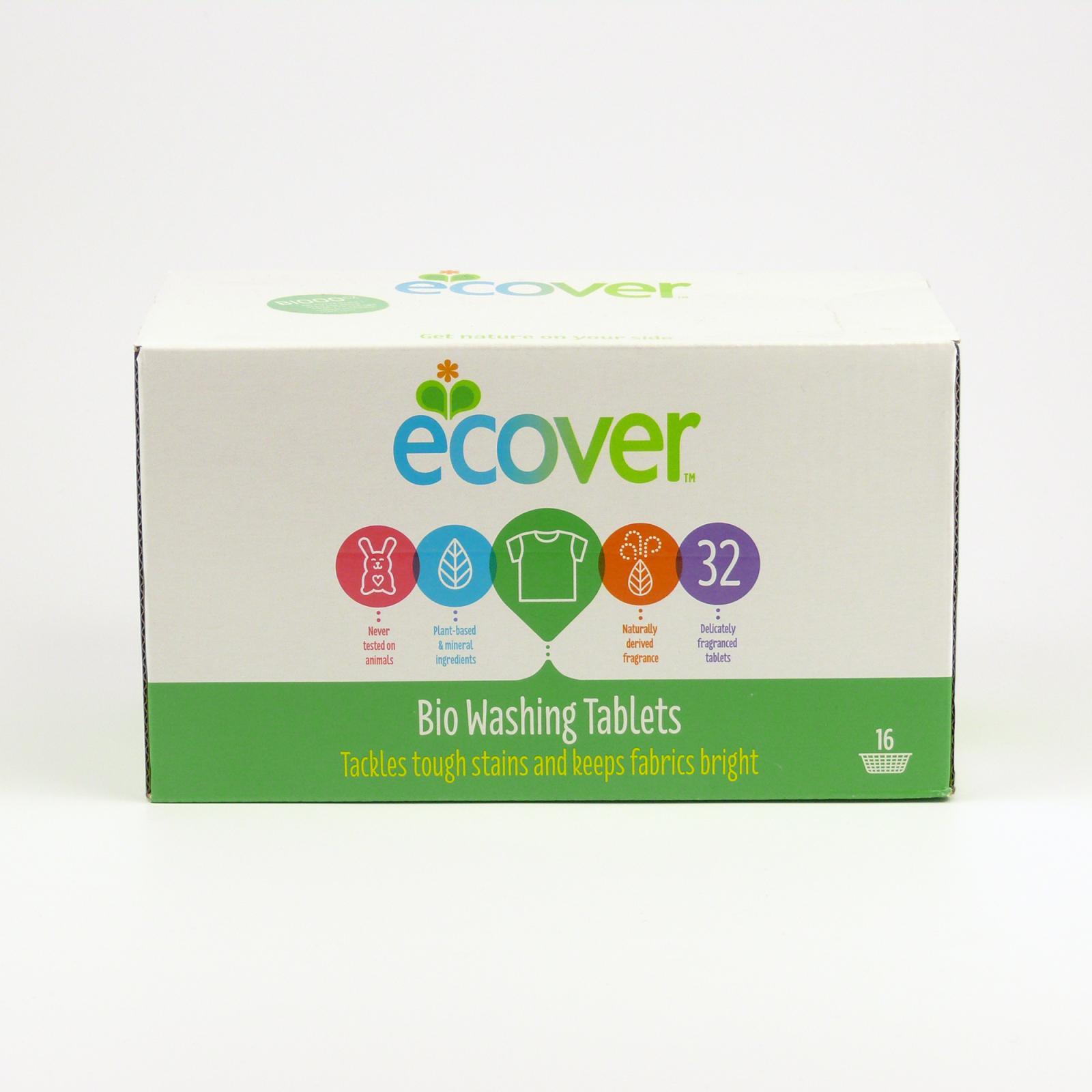 Ecover Tablety na praní 32 tablet, 960 g