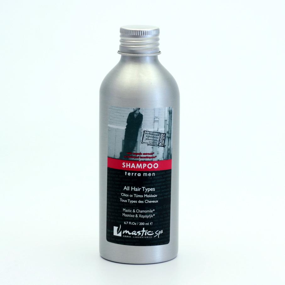 Mastic spa Šampon, Terra Men 200 ml