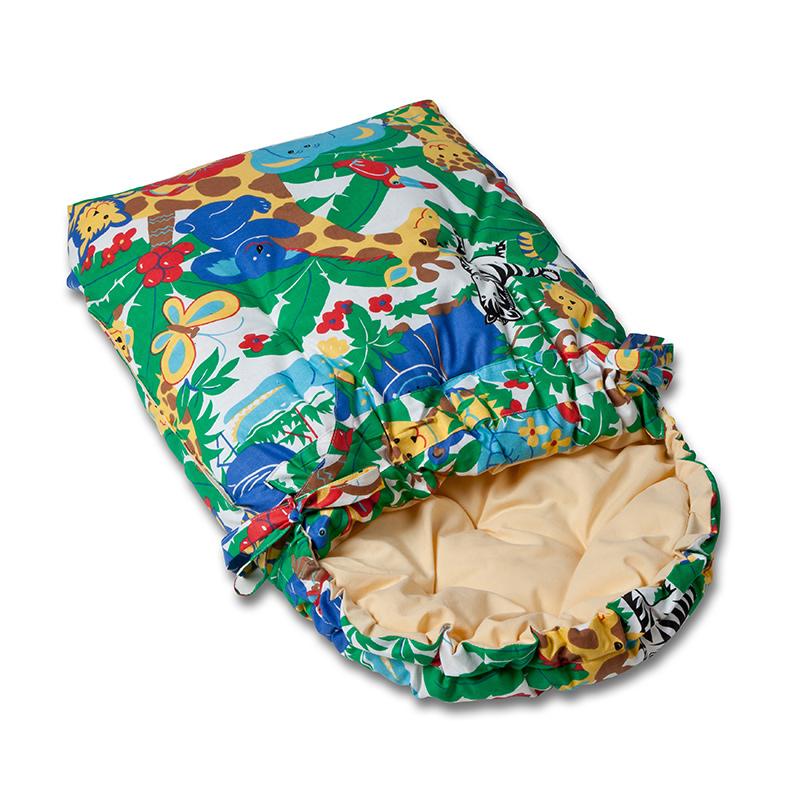 Batex Vlněný dětský nánožník 024ZOO 60x80 cm, 1 kg