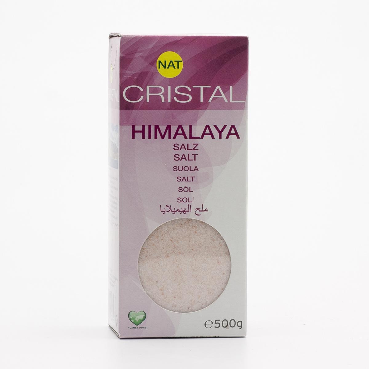 Eliah Sahil Himalájská sůl jemná 500 g