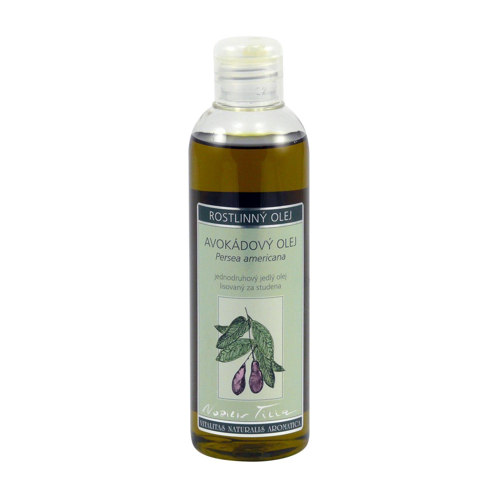 Nobilis Tilia Avokádový olej 200 ml