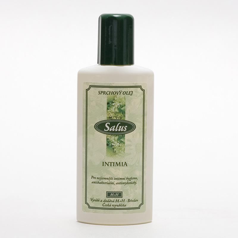 Saloos x Sprchový olej intimia 100 ml