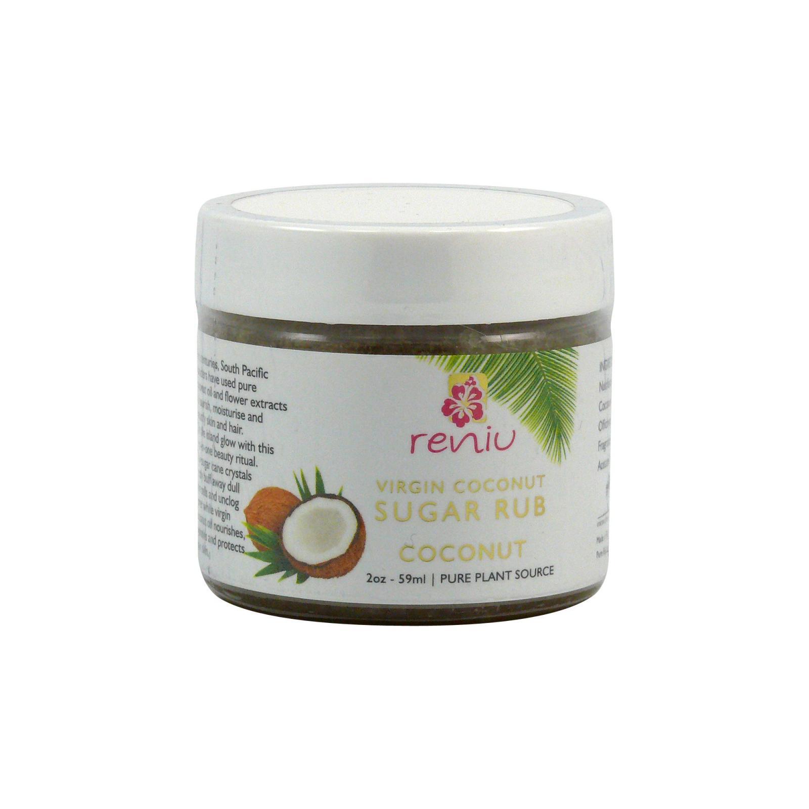 Reniu Fiji Peeling kokosový, kokos 59 ml