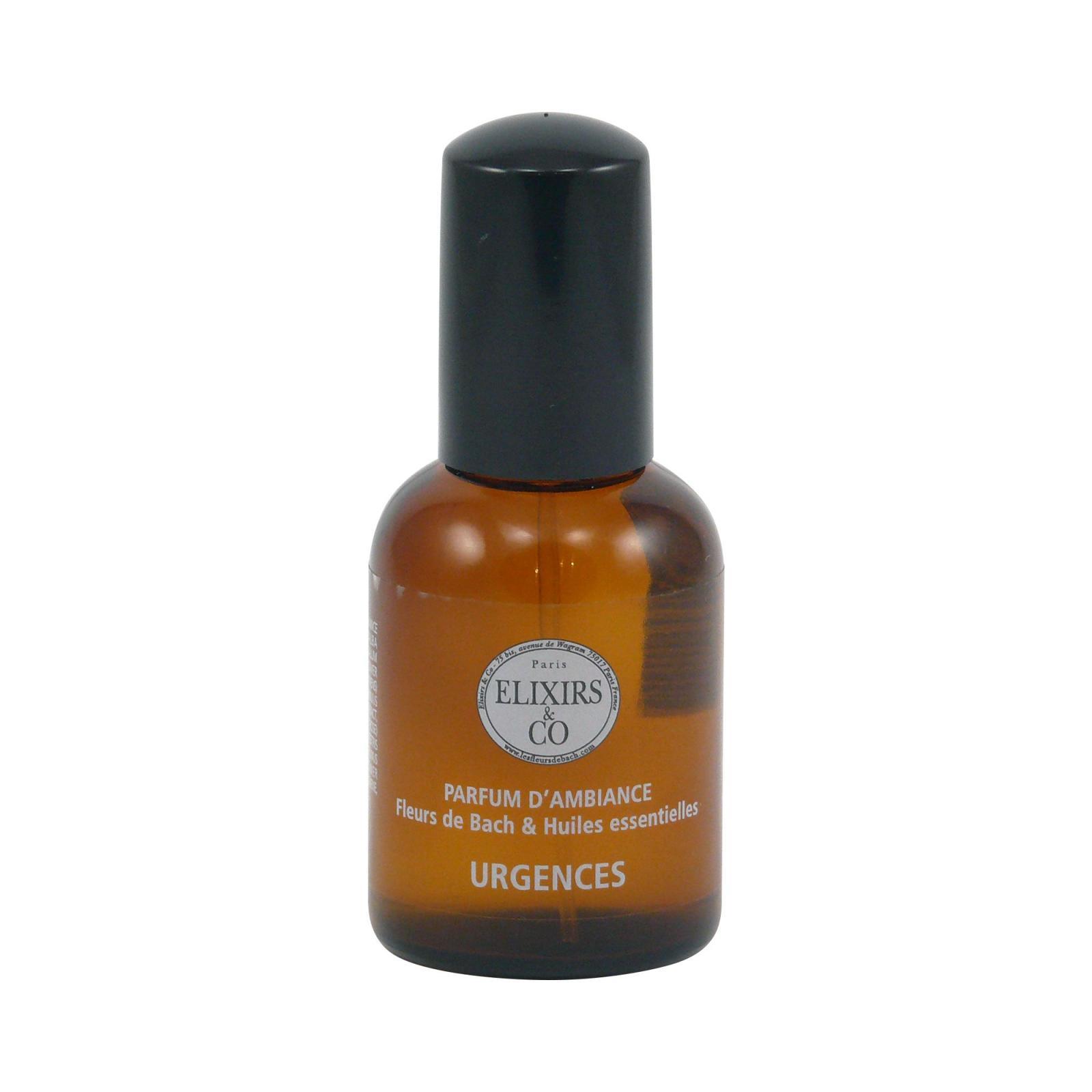 Les Fleurs de Bach Interiérový parfém První pomoc 50 ml