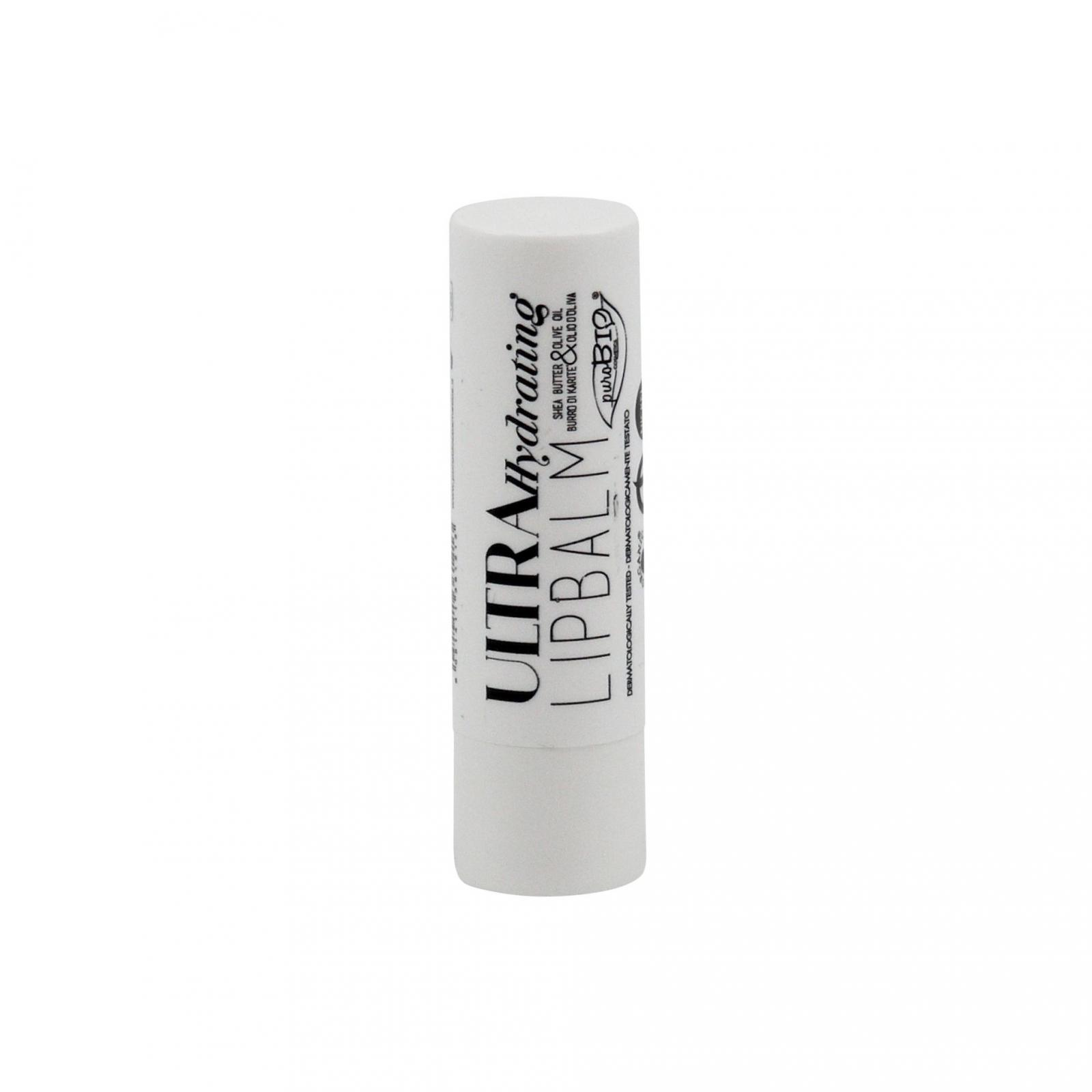 puroBIO cosmetics Balzám na rty hydratační 5 ml