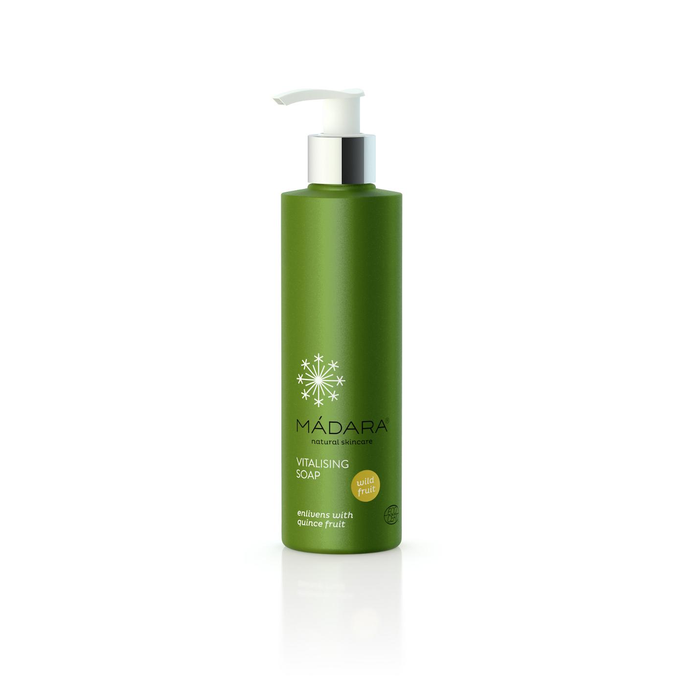 Mádara Vitalizující sprchový gel 250 ml