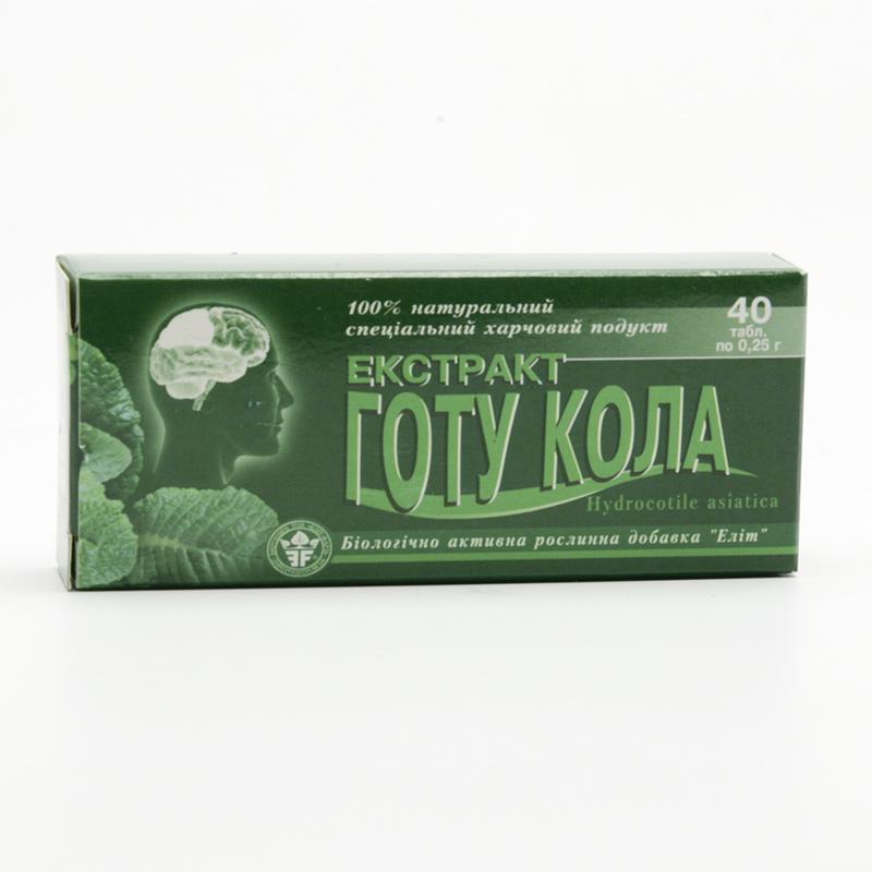 TML Gotukola 40 ks, (tablet)