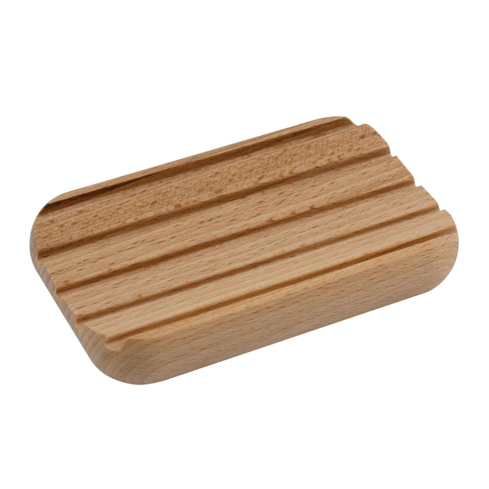 Redecker Dřevěná mýdlenka z bukového dřeva 1 ks