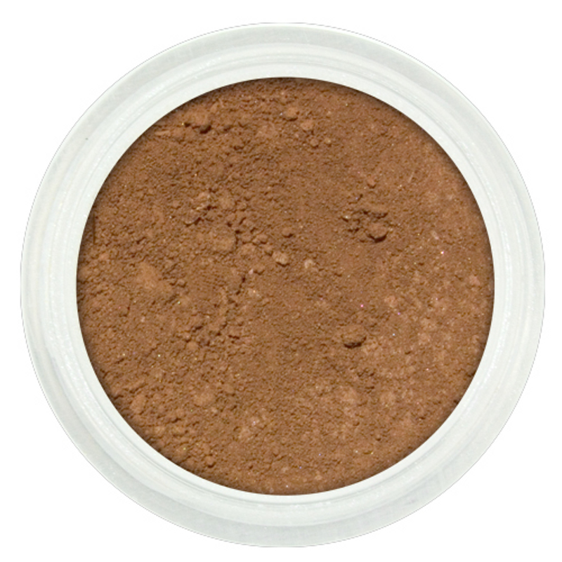 Everyday Minerals Minerální oční stíny Medium Brown Brow Color 1,7 g