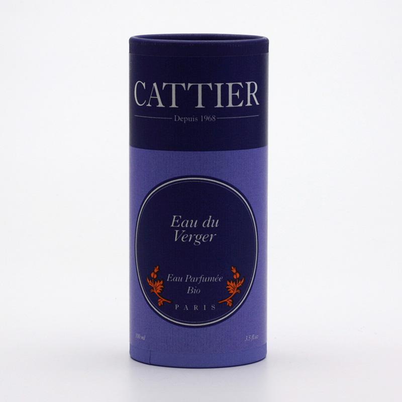 Cattier x Toaletní voda Eau du Verger, kardamon, pomeranč, geranium 100 ml